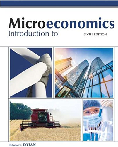 intro to microeconomics study guide Introduction to microeconomics applying supply and demand  midterm exam 1 covers material from the beginning of the course:  but are presented only as a study.