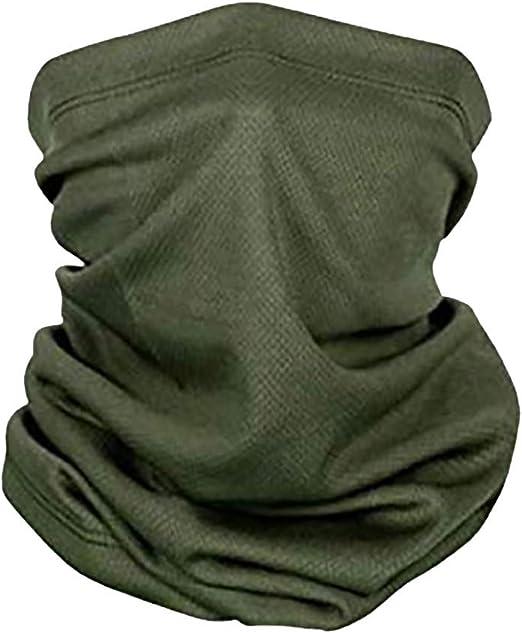 1 pc Unisex Waschbar Schlauchtuch Bunt Wiederverwendbar Atmungsaktiv Lustig Print Mund und Nasenschutz Stoff Tuch Halstuch Bandana f/ür Herren Damen