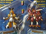 Medarot collection Metabi vs arc Beetle Medabots figure Metabee vs Arcbeetle parallel import goods