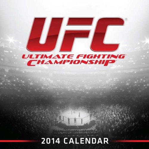 Ufc Calendrier.Buy Ufc Ultimate Fighting Championship 2014 Calendar