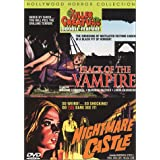Killer Creatures Double Feature: Track of the Vampire / Nightmare Castle