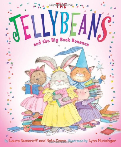 Download The Jellybeans and the Big Book Bonanza pdf