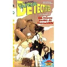Fabuleux Vapeur Detectives T4