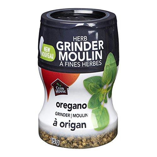 Club House Oregano Herb Grinder 15g