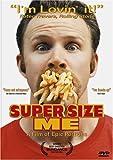 Super Size Me [DVD] [Import]