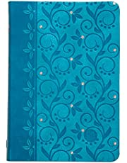 The Passion Translation New Testament (2020 Edition) Compact Teal: With Psalms, Proverbs, and Song of Songs (Faux Leather) – A Perfect Gift for Confirmation, Holidays, and More