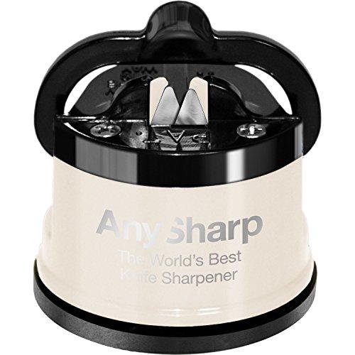 AnySharp Knife Sharpener Metal Cream