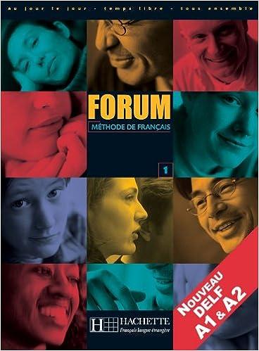 Livre gratuits Forum 1 - Livre de l'élève pdf