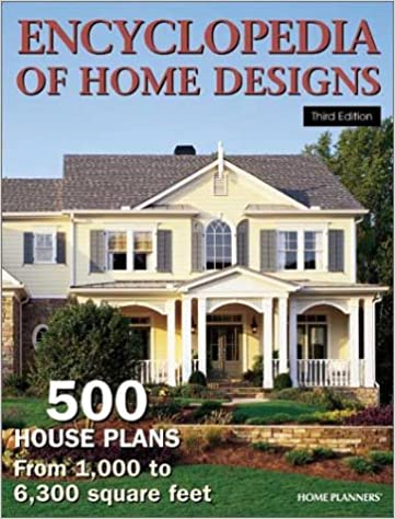 Encyclopedia Of Home Designs: 500 House Plans From 1, 000 To 6, 300 Square  Feet: Homeplanners Llc: 9781931131124: Amazon.com: Books