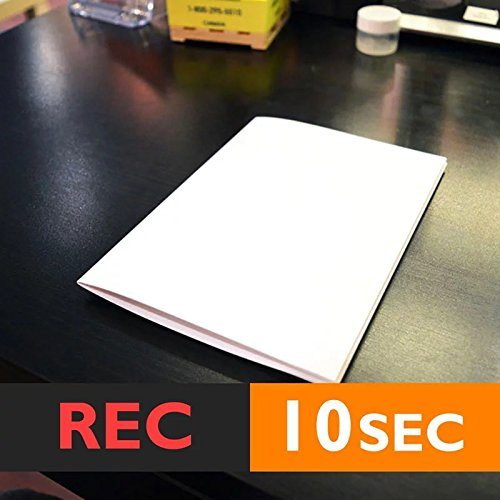10sec 5x7 RECORDABLE blank talking greeting card sound music voice chip Voice Message Card