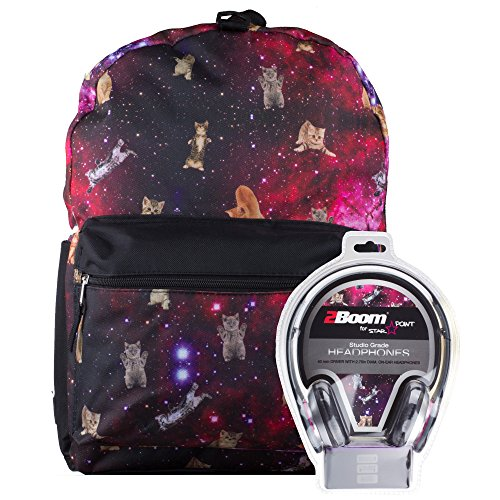 StarPoint Kittens Backpack Studio Headphones product image