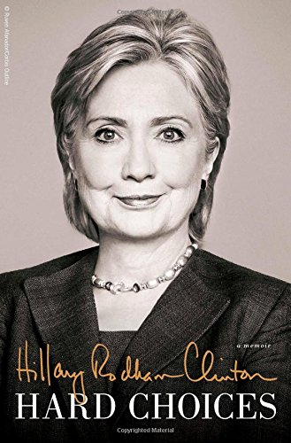 Book cover from Hard Choices: A Memoirby Hillary Rodham Clinton