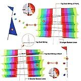 Tresbro Sailing Ship Kite Fly 37 inch, 3D Cool Huge