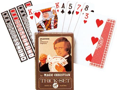 Amazon.com: Piatnik 13066 Magic Trick Set - Juego de cartas ...