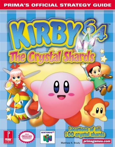 Kirby 64: Official Strategy Guide