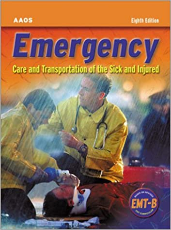 Emergency care and transportation of the sick and injured american emergency care and transportation of the sick and injured american academy of orthopaedic surgeons aaos 9780763732486 amazon books fandeluxe Gallery