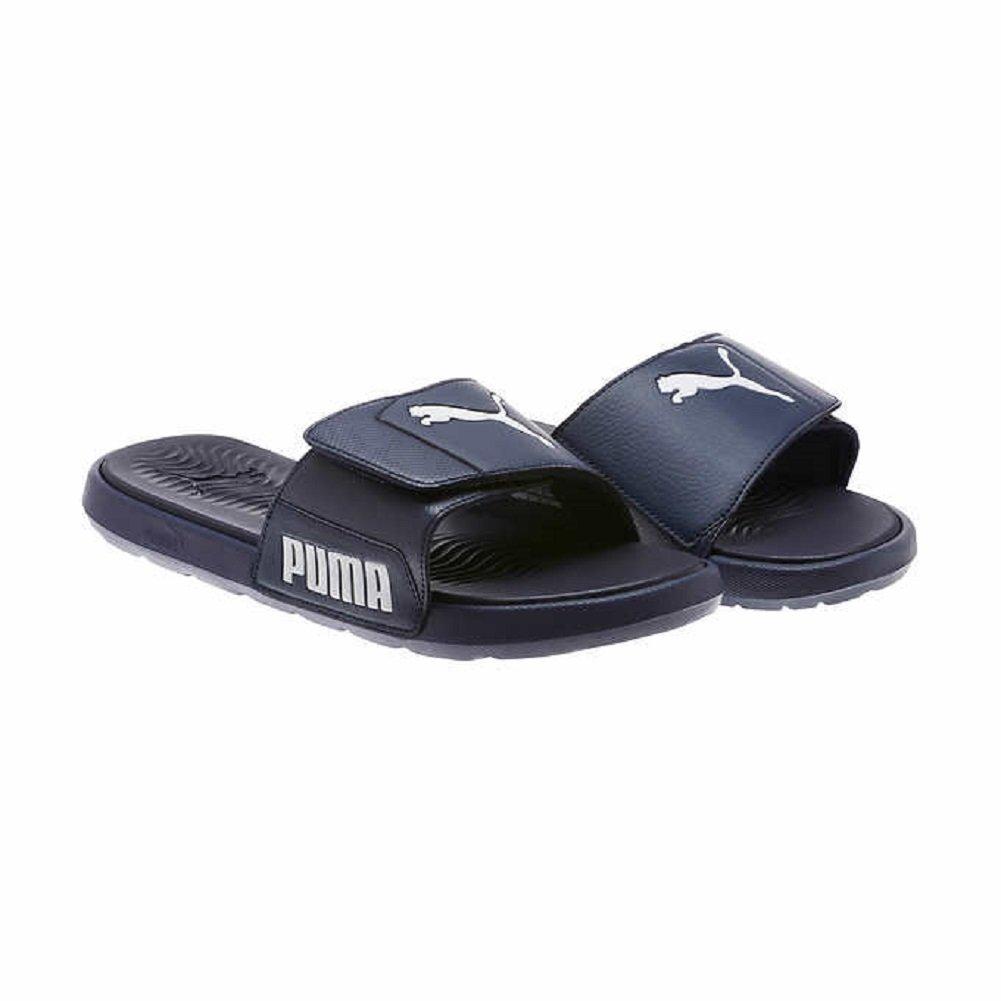 8ba49713f9ab PUMA Men s Popcat Slide Sandal  Amazon.co.uk  Shoes   Bags