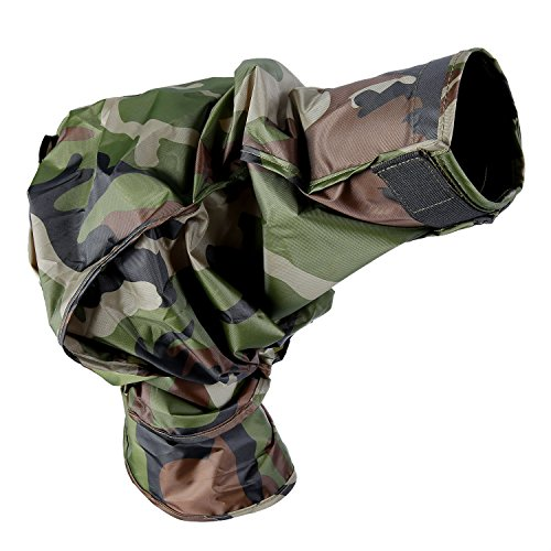 Neewer Rainproof Protector Diameter Camouflage