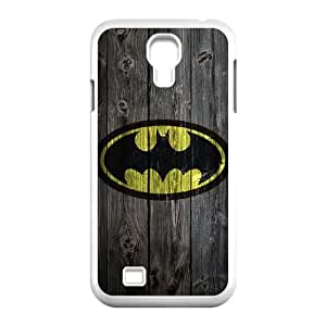 Samsung Galaxy S4 9500 Cell Phone Case White Batman hvzd