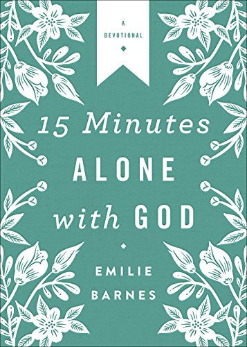 Pdf Christian Books 15 Minutes Alone with God Deluxe Edition