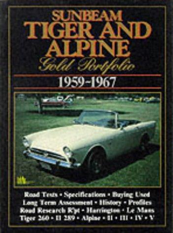Sunbeam Alpine And Tiger, 1959-1967 G.p