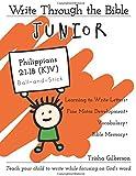 Write Through the Bible, Junior: Philippians 2:1-18 KJV, Ball-and-Stick