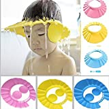 Toyboy Baby Shower Cap (Pack of 1 Cap) - Color May Vary