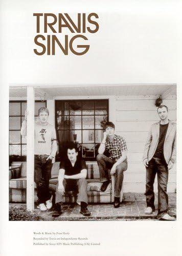 Travis: Sing. Partituras para Piano, Voz y Guitarra(Pentagramas ...