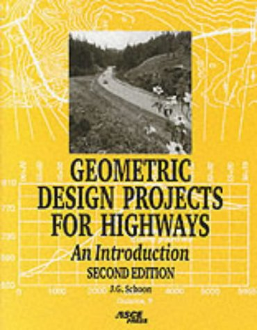 Geometric Design Projects for Highways: An Introduction