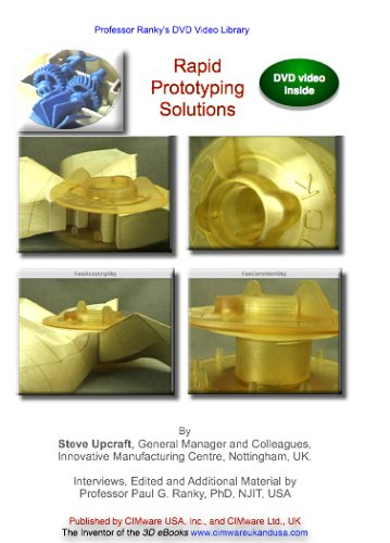 Rapid Prototyping Solutions (with 3D CAD/ ProE, the Zcore, the Stratasys Fused Deposition Modeling (FDM), the 3D Systems StereoLithography, (SLA), and the Helisys Laminated Object Manufacturing (LOM) methods with in-depth - System Laminated