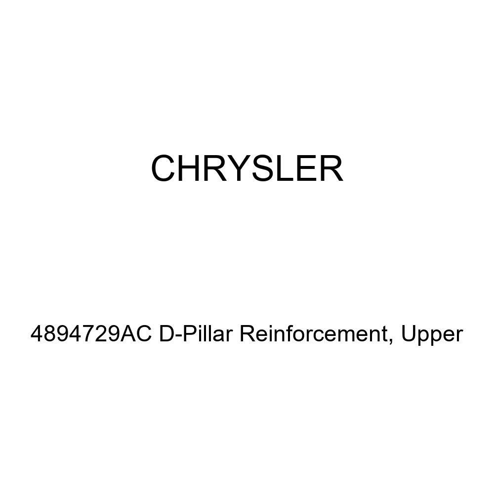 Genuine Chrysler 4894729AC D-Pillar Reinforcement Upper