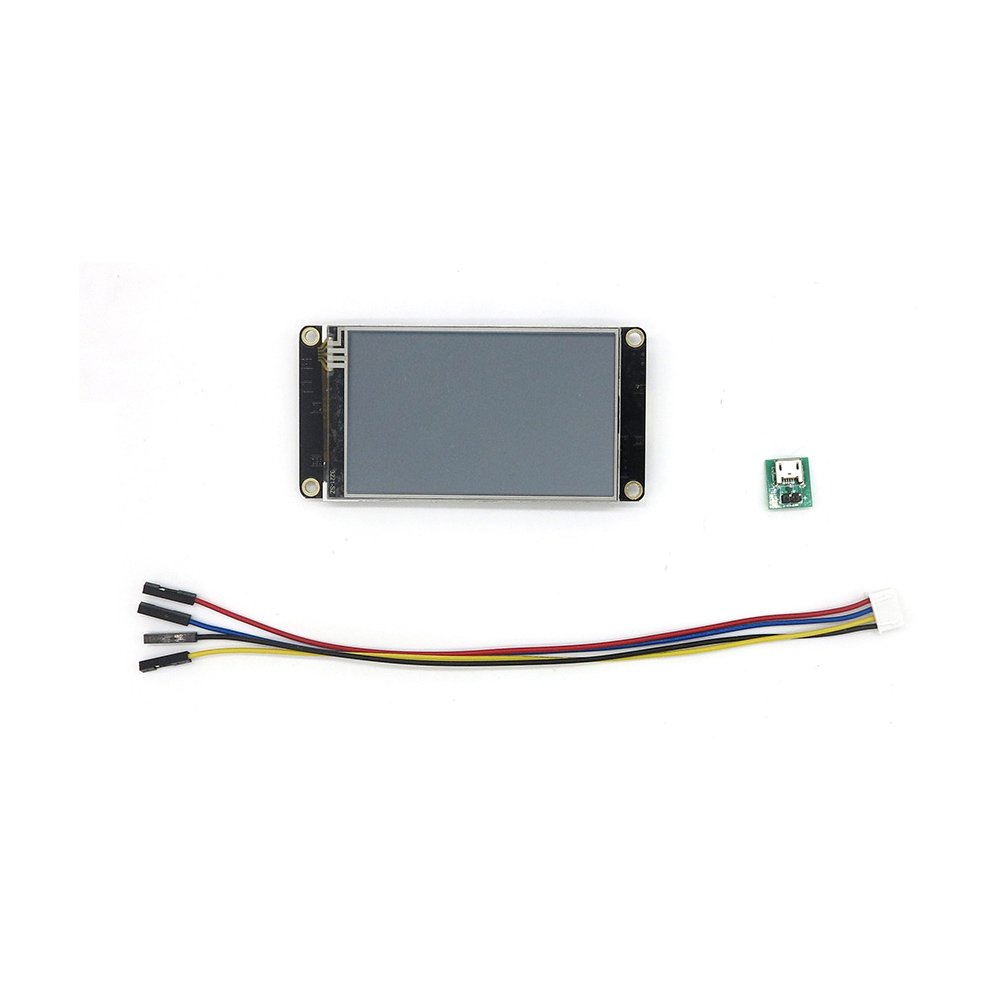 WishioT Nextion Enhanced Version NX3224K028 2.8 Inch HMI LCD Touch Display for Arduino Raspberry Pi