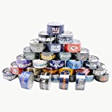 Duck Brand 1.88-Inch by 10-Yard NFL Team Logo Duck Tape