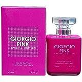Pink by Giorgio - perfumes for women Eau de Parfum, 100 ml