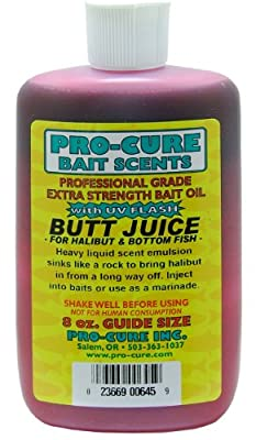 Pro-Cure Butt Juice Heavy Liquid, 8 Ounce
