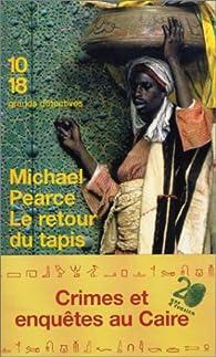 Le retour du tapis par Michael Pearce