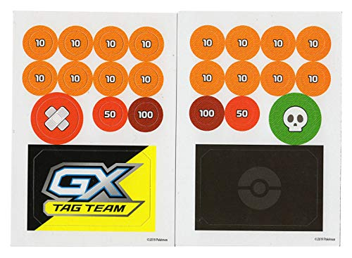 Damage Counters/Poison & Burn Markers/GX Markers - Starter Deck - Card Game