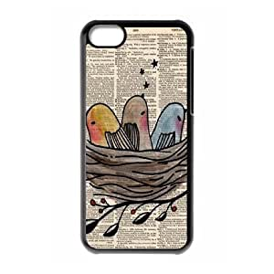 linJUN FENGBirds ZLB603772 DIY Case for ipod touch 5, ipod touch 5 Case