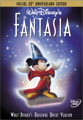 VHS : Fantasia (Special 60th Anniversary Edition)