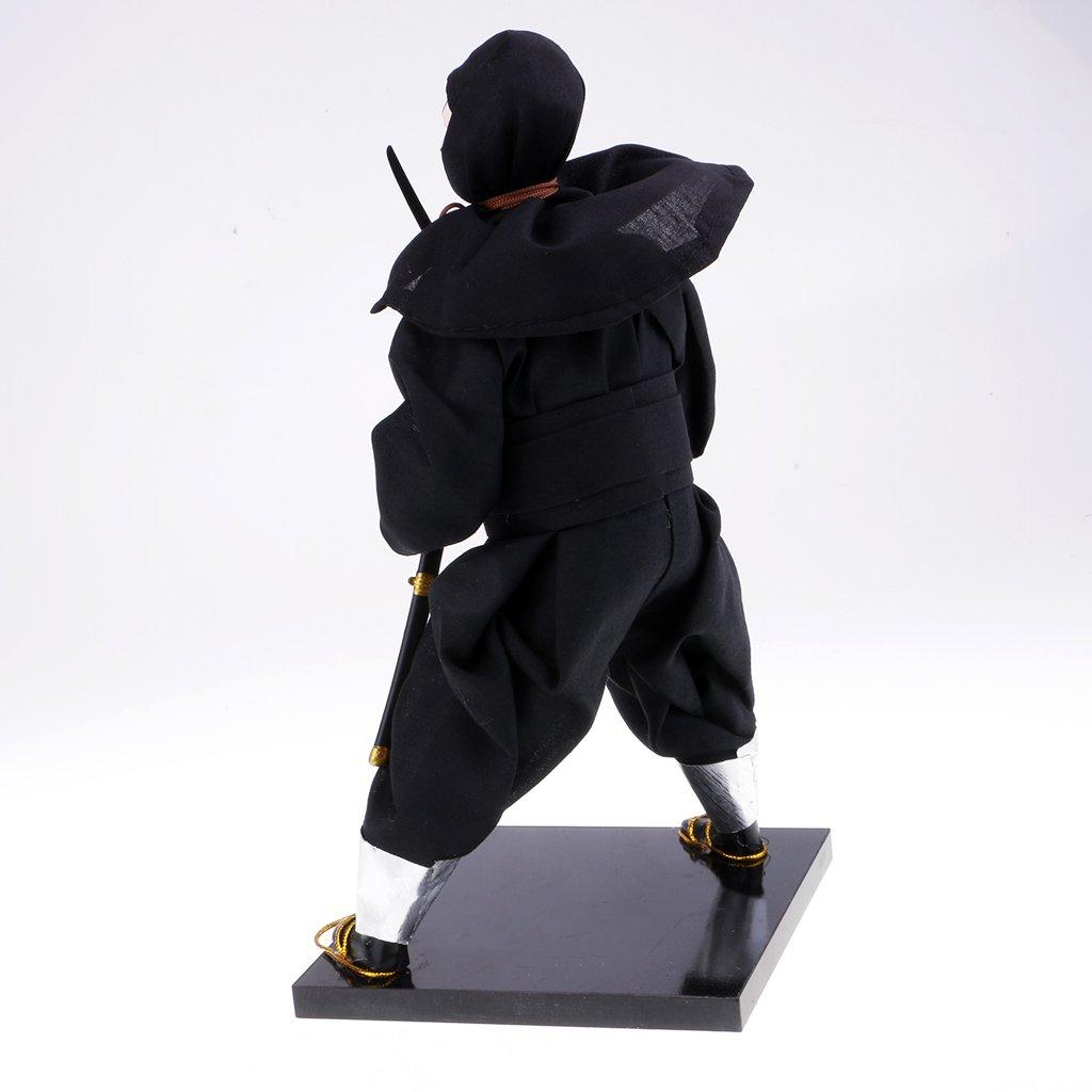 Amazon.es: Prettyia - Muñeca Samurai Japonesa de 12 Pulgadas ...