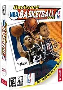 Merveilleux Backyard Basketball 2004   PC