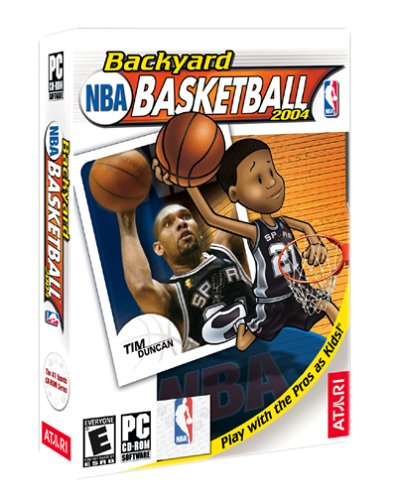 Sale!! Backyard Basketball 2004 - PC