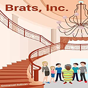 Brats, Inc. Audiobook