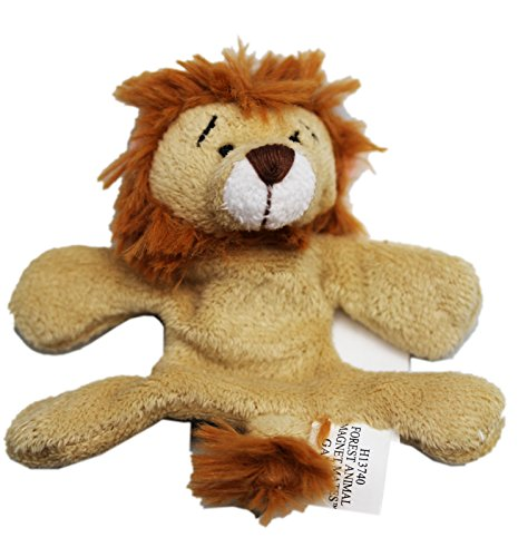 Ganz Magnet Mates Forest Animals: Lion - By, 3 inches
