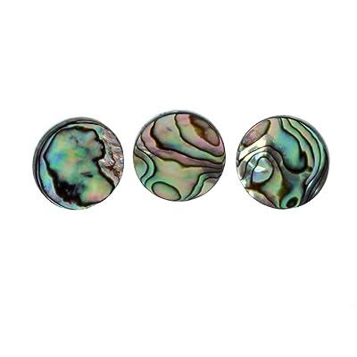 fgghfgrtgtg 3PCS Dura Colorida Decorativa de la Trompeta del Olmo Shell Claves de Viento de Madera Instrumentos de Trompeta Decorativo Llave Accesorios: Hogar