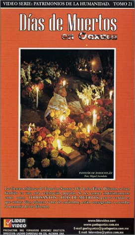 DIAS DE MUERTOS mexican halloween whith history [VHS] (History For Kids Halloween)
