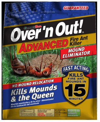 Gulfstream Home & Garden 100525676 4 lb Fire Ant Killer, White