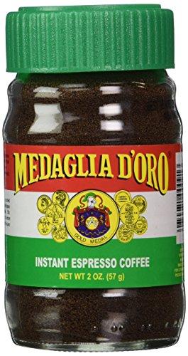 Instant Espresso Coffee