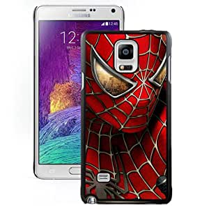 New Beautiful Custom Designed Cover Case For Samsung Galaxy Note 4 N910A N910T N910P N910V N910R4 With Spider Man 5 Phone Case