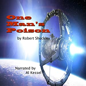 One Man's Poison Audiobook